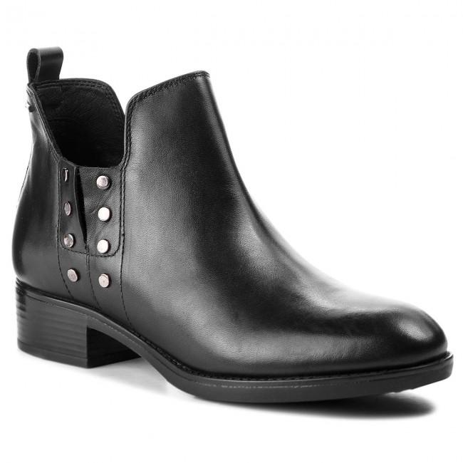 Tronchetti GEOX - D Felicity Np Abx A D84BLA 00043 C9999 nero - Tronchetti - Stivali e altri - Donna | Modalità moderna  | Scolaro/Signora Scarpa
