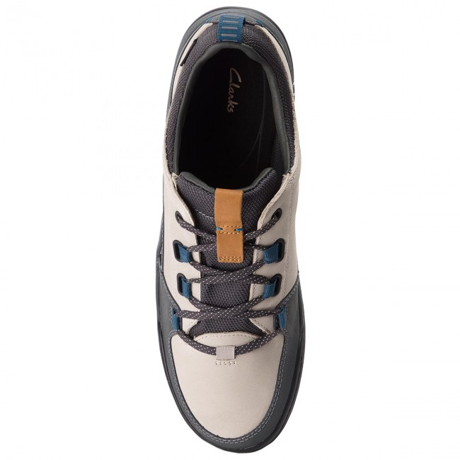 Scarpe basse basse basse CLARKS - AshcombeRun Gtx GORE-TEX 261354107  grigio Combi - Da giorno - Scarpe basse - Uomo | Grande Varietà  | Maschio/Ragazze Scarpa  425287