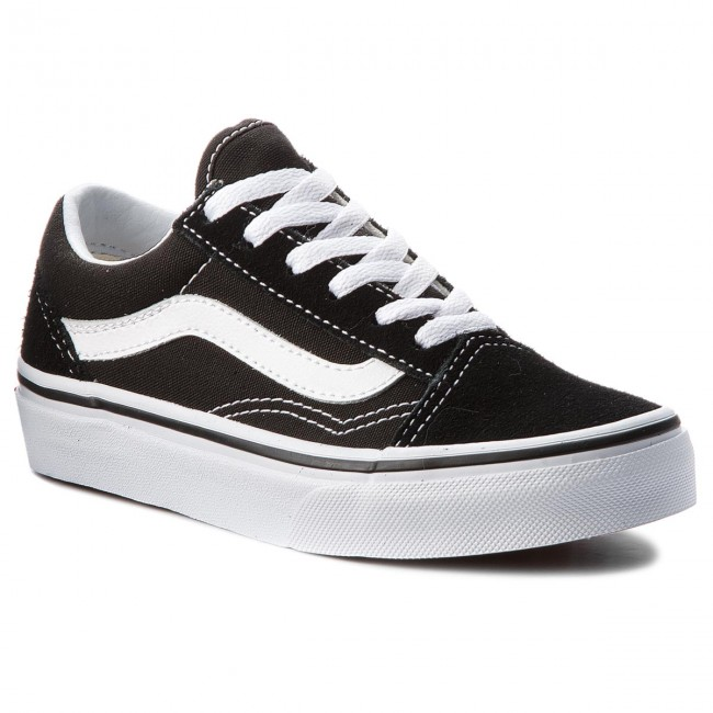 aabb761299292 Scarpe sportive VANS - Old Skool VN000W9T6BT Black True White ...