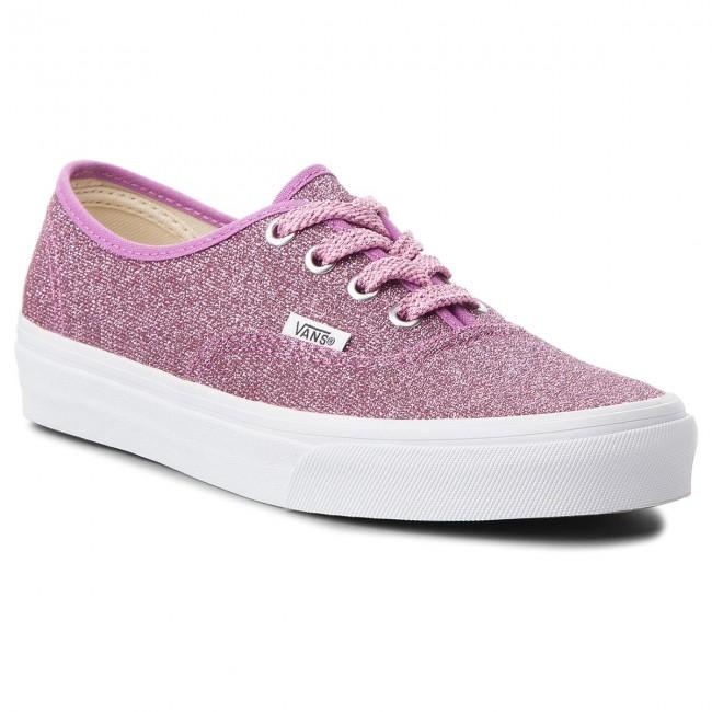 Vn0a38emu3u Pink Sportive lurex Glitter Scarpe Vans Authentic PxaZqvn