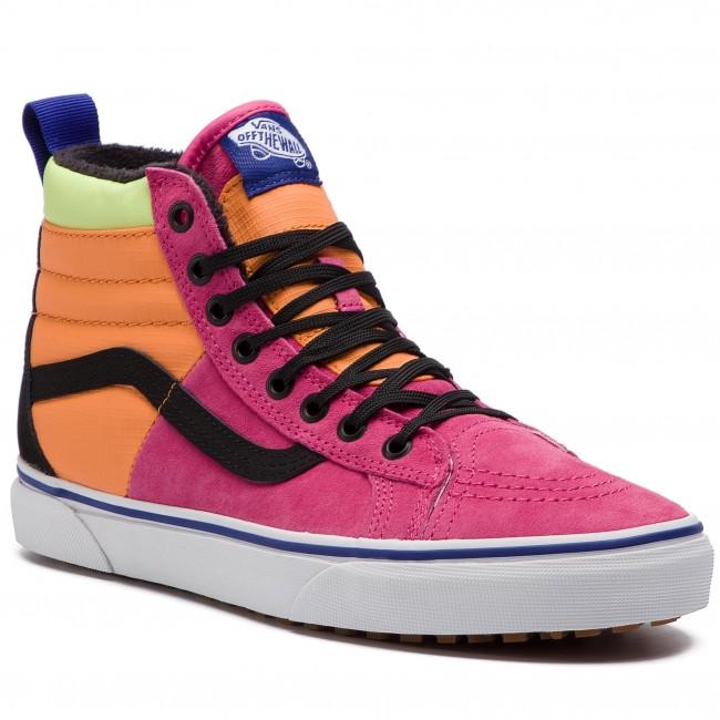 Sneakers VANS - SK8-Hi 46 Mte Dx VN0A3DQ5UQ61 (Mte) Pink Yarrow ... 41ea451282d3