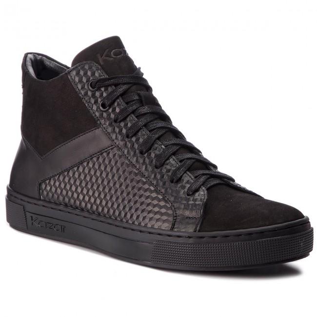 31 Nero basse Sneakers Jens Sneakers Scarpe 00 36596 KAZAR CtqwwaH