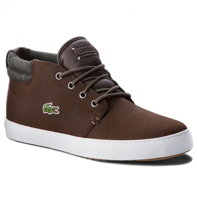 1 khk 36cam00052n7 Sneakers Ampthill 7 Lacoste 318 Brw Dk Cam Terra agIwWqPx