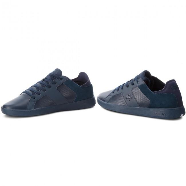Sneakers 36SPM0033092 SPM LACOSTE 7 318 NvyWht Sneakers Novas 3 TTxr1