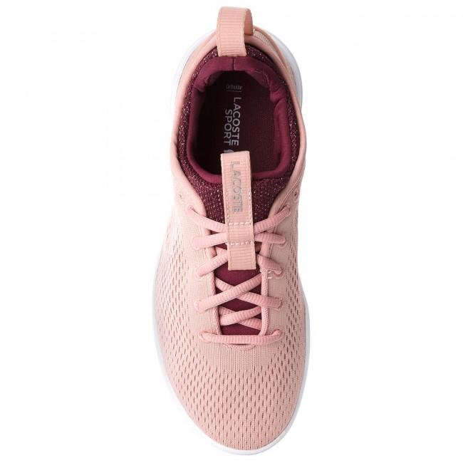 scarpe da ginnastica LACOSTE - Lt Lt Lt Spirit 2.0 318 1 Spw 7-36SPW00373T9 Pnk Burg - scarpe da ginnastica - Scarpe basse - Donna   Ad un prezzo accessibile    Gentiluomo/Signora Scarpa  72fa85