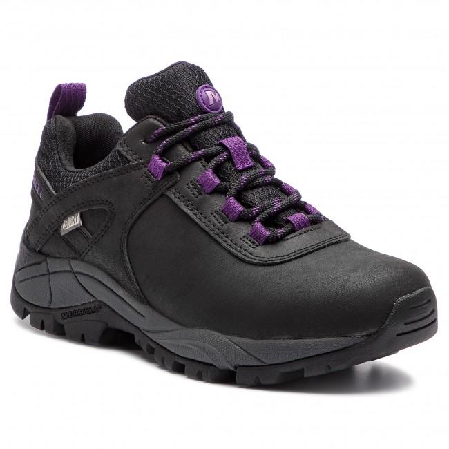 Scarpe da trekking MERRELL - Vego Ltr Wp J599536 nero Grape - Scarpe da trekking e scarponcini - Scarpe basse - Donna   Economici Per    Uomo/Donne Scarpa