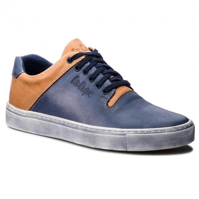 scarpe da ginnastica LEE COOPER - LCJP-18-01-011 Navy Lt. Marronee - scarpe da ginnastica - Scarpe basse - Uomo | Prima il cliente  | Uomo/Donne Scarpa