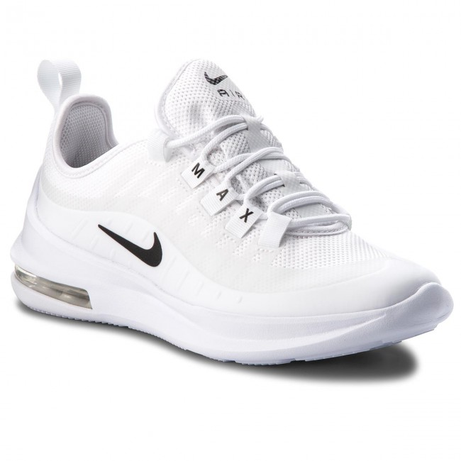 sneakers for cheap 63a80 2869e Scarpe NIKE - Air Max Axis (GS) AH5222 100 White Black