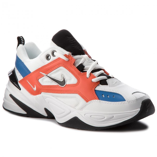 1426be2c59fa1 Scarpe NIKE - M2k Tekno AO3108 101 Summit White Black Team Orange ...