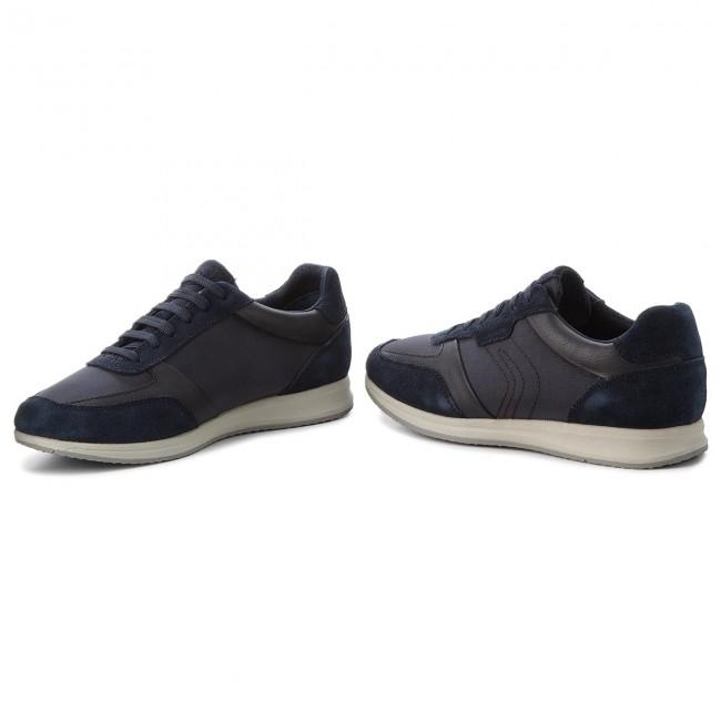 Sneakers GEOX - U Avery B U82H5B 02211 C4002 Navy - Sneakers ... 769f508cdd8
