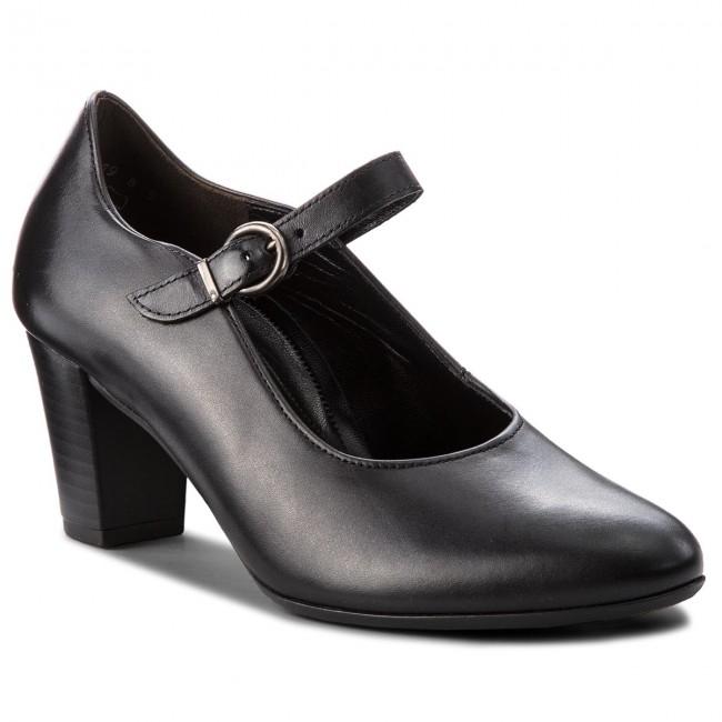 Scarpe basse GABOR - 92.167.57 nero - Con tacco - Scarpe basse - Donna | Lascia che i nostri prodotti vadano nel mondo  | Scolaro/Ragazze Scarpa
