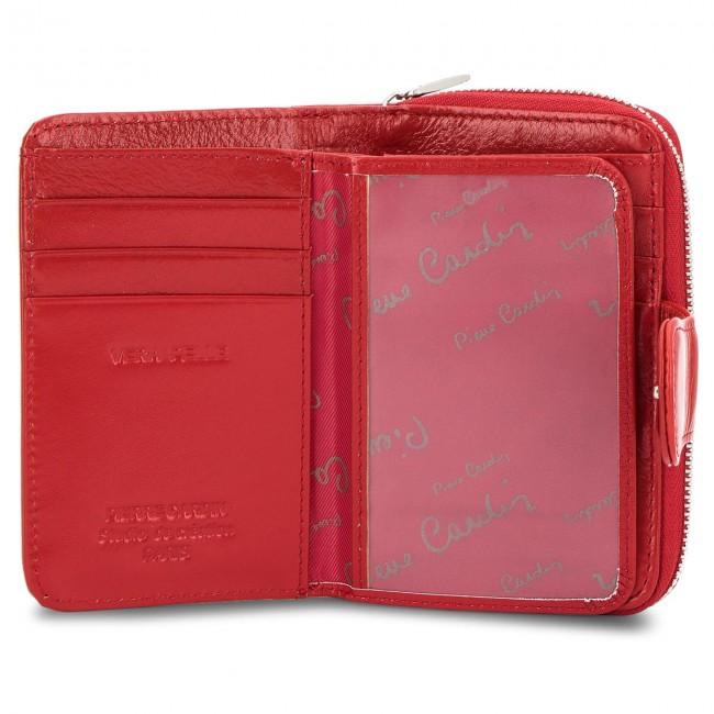 3544f7f54b Portafoglio grande da donna PIERRE CARDIN - 01 LINE 115 Red 19119 ...