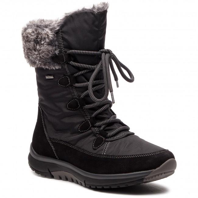 Stivali da neve GABOR - 96.938.47 nero - Stivali da neve - Stivali e altri - Donna | On Line  | Uomo/Donne Scarpa
