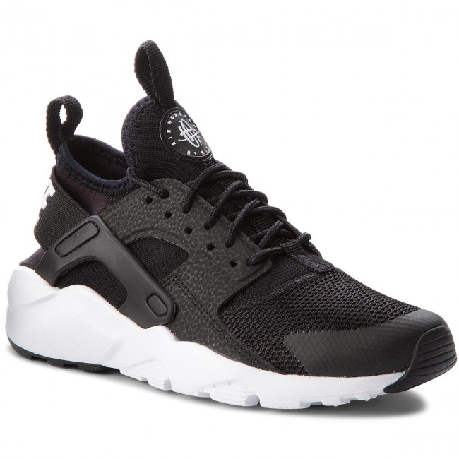 Scarpe NIKE - Air Huarache Run Ultra Gs 847569 002 Black White ... 9c15a440e3d