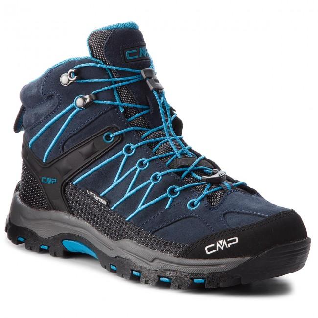 Scarpe da trekking CMP - Kids Rigel Mid Trekking Shoes Wp 3Q12944J ... 367ba1abf08