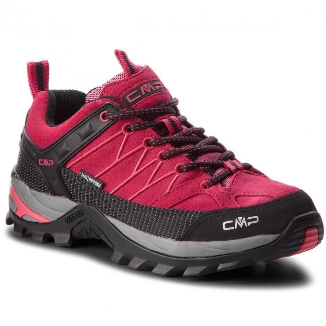 Scarpe da trekking CMP - Rigel Low Wmn Trekking Shoes Wp 3Q13246  Granita Corallo dd973d42465