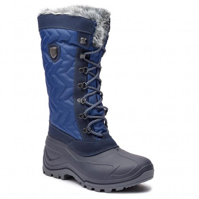 Stivali da neve CMP - Nietos Wmn 3Q47966 Marine M934 - Stivali da neve - Stivali e altri - Donna   Lasciare Che Il Nostro Commodities Andare Per Il Mondo    Sig/Sig Ra Scarpa