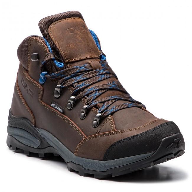 Scarpe da trekking CMP - Mirzam Trekking Shoes Wp 3Q49877 Wood P891 ... 51f8bfae9c5