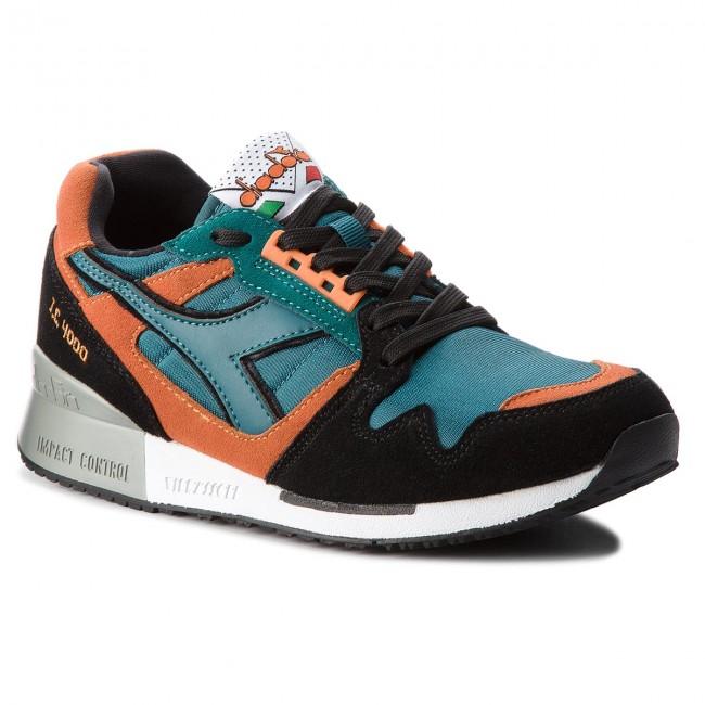Sneakers DIADORA - I.C 4000 Nyl II 501.170940 01 C6297 Shaded  Spruce Vermillion Orang 65d2f8f96b8
