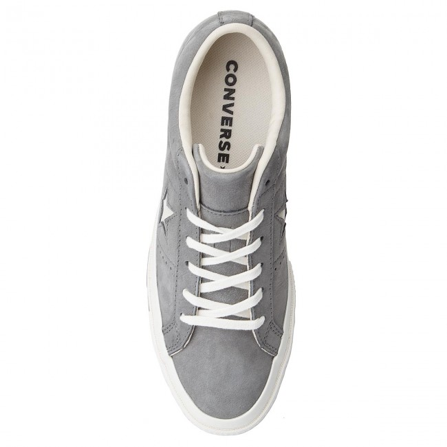 Converse One Star OX MasonEgretVintage White