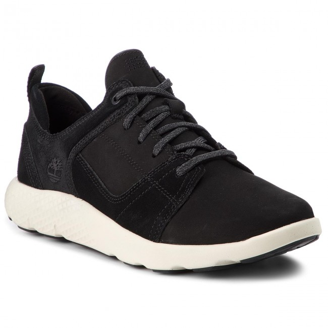 Sneakers TIMBERLAND - Flyroam Leather Oxford A1SB1 Black - Sneakers ... 534021579f6
