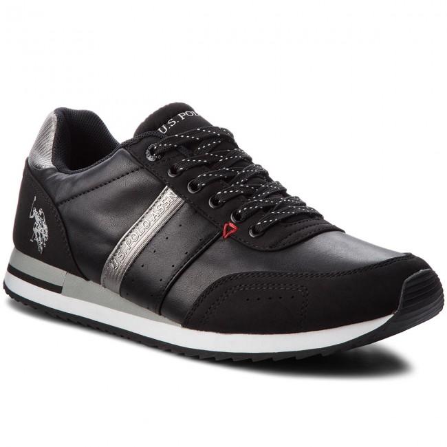 3a0f62fd01 Sneakers U.S. POLO ASSN. - Vance XIRIO4133W8/Y1 Blk - Sneakers ...