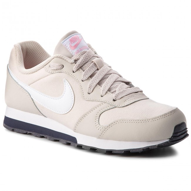 newest 91107 f9fe5 Scarpe NIKE - Md Runner 2 (GS) 807319 013 Desert Sand White Pink ...