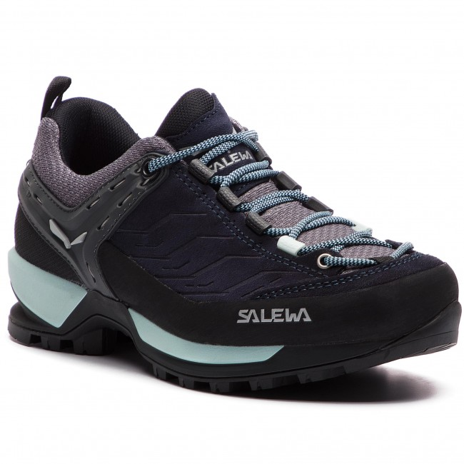 Scarpe da trekking SALEWA - Mtn Trainer 63471-3981 Premium Navy Subtle Green 327c4276aaa