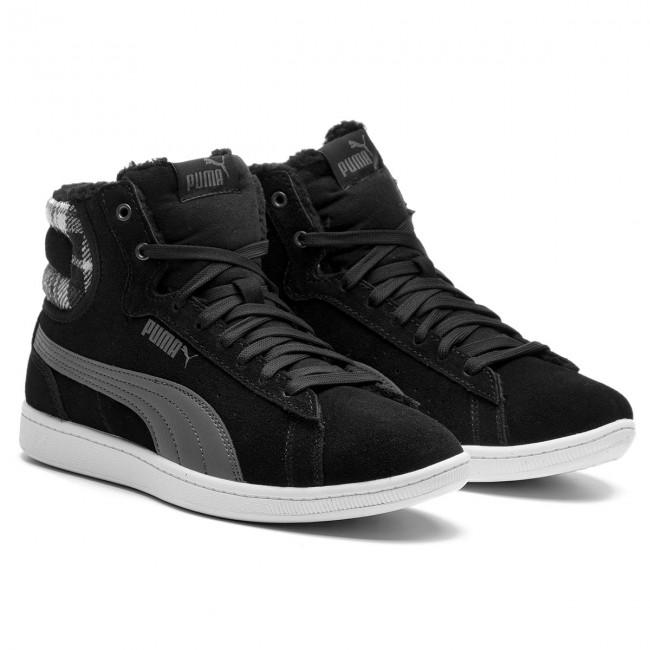 Sneakers PUMA Vikky Mid WTR 366808 01 Puma BlackIron Gate
