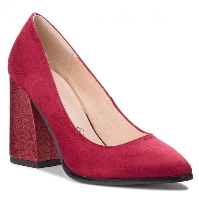 Scarpe basse MENBUR - 09681 Cherry 0077 - Con tacco - Scarpe basse - Donna | Varietà Grande  | Uomini/Donna Scarpa