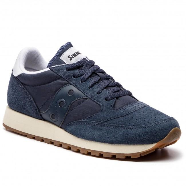Sneakers SAUCONY - Jazz Original Vintage S70419-2 Nvy - Sneakers ... 5967bdb7b1e