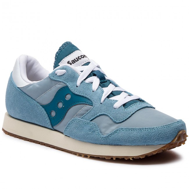 Sneakers SAUCONY Dxn Trainer Vintage S70369 30 BluWht