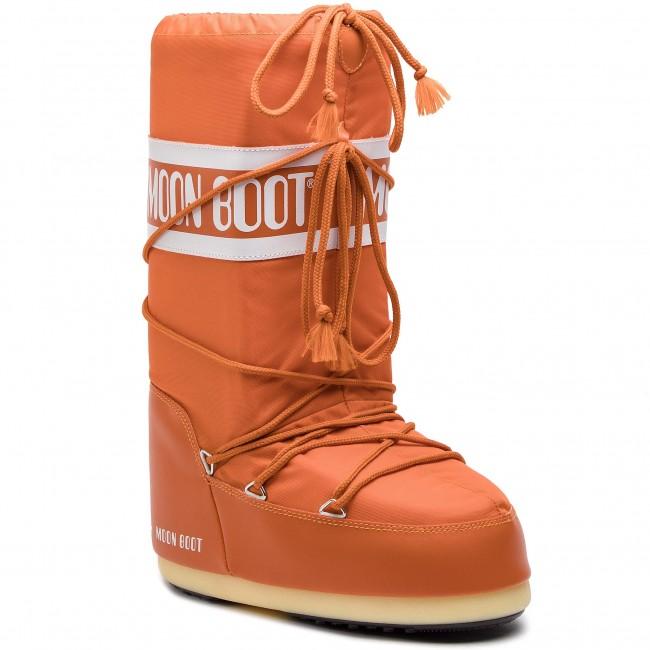 Stivali da neve MOON avvio - Nylon 14004400076 arancia D - Stivali da neve - Stivali e altri - Donna   Diversificate Nella Confezione    Sig/Sig Ra Scarpa