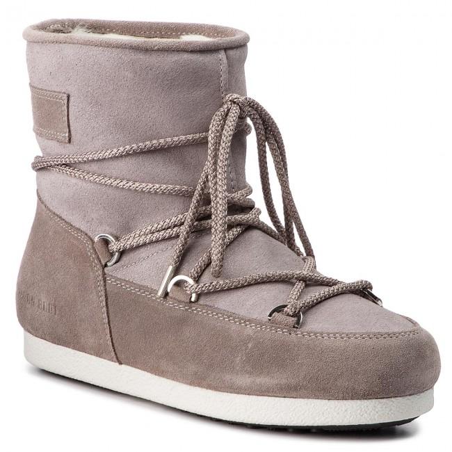 Stivali da neve MOON avvio - F.Slide Low Suede Gl. 24200200001 Light grigio - Stivali da neve - Stivali e altri - Donna | Nuovo Stile  | Maschio/Ragazze Scarpa