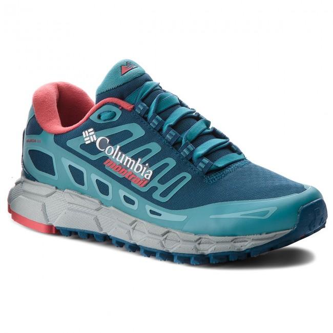 Scarpe COLUMBIA - Bajada III Winter BL5313 Phoenix blu Sunset rosso 489 - Trail running - Running - Scarpe sportive - Donna   Buona Reputazione Over The World    Uomini/Donne Scarpa