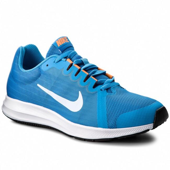 ccbaca56553d0 Scarpe NIKE - Downshifter 8 (GS) 922853 402 Blue Hero Football Grey ...