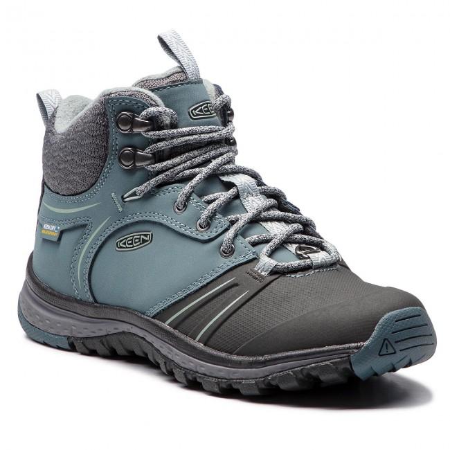 Scarpe da trekking KEEN - Terradora Wintershell 1019893 Stormy ... 9158060491d