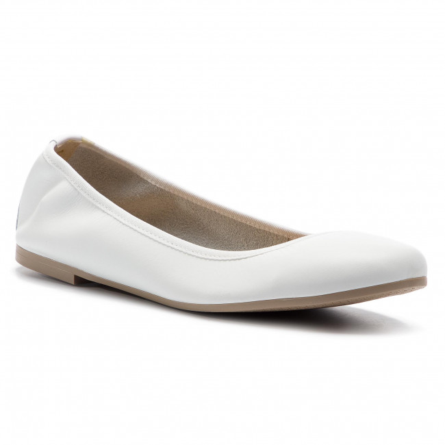 Ballerine TAMARIS - 1-22128-22 bianca Leather 117 - Ballerine - Scarpe basse - Donna | Costi Moderati  | Uomini/Donna Scarpa