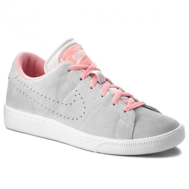 online retailer cba1f 52b53 Scarpe NIKE - Tennis Classic Prm (GS) 834151 001 Pure PlatinumPure Platinum