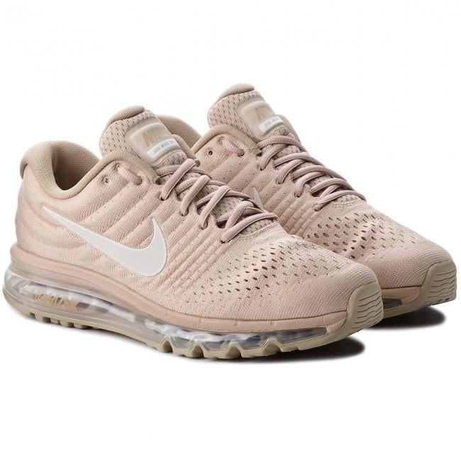 check out 9f653 49ac3 Scarpe NIKE - Air Max 2017 849559 201 Sand Black Khaki - Scarpe da  allenamento - Running - Scarpe sportive - Uomo - www.escarpe.it
