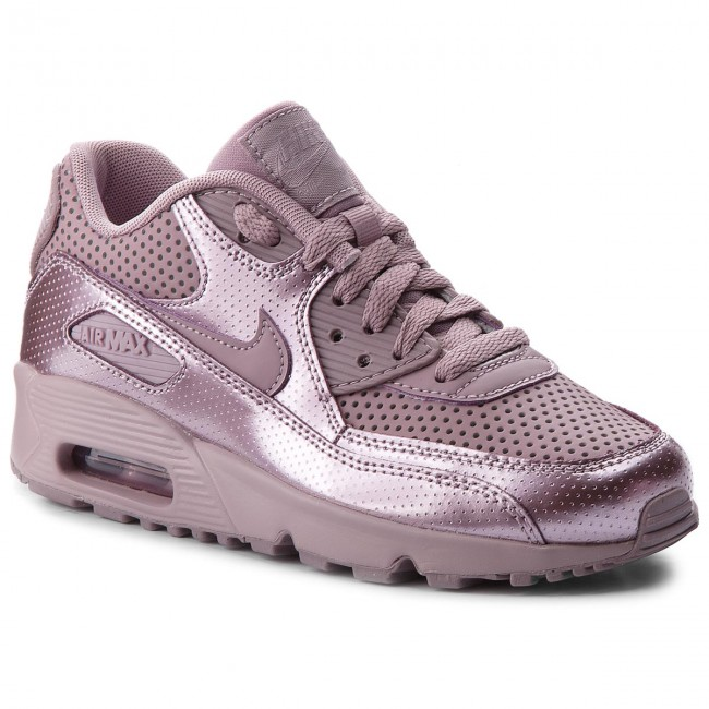 Nike Sneaker Donna Nike Air Max 90 Leather (GS) Donna