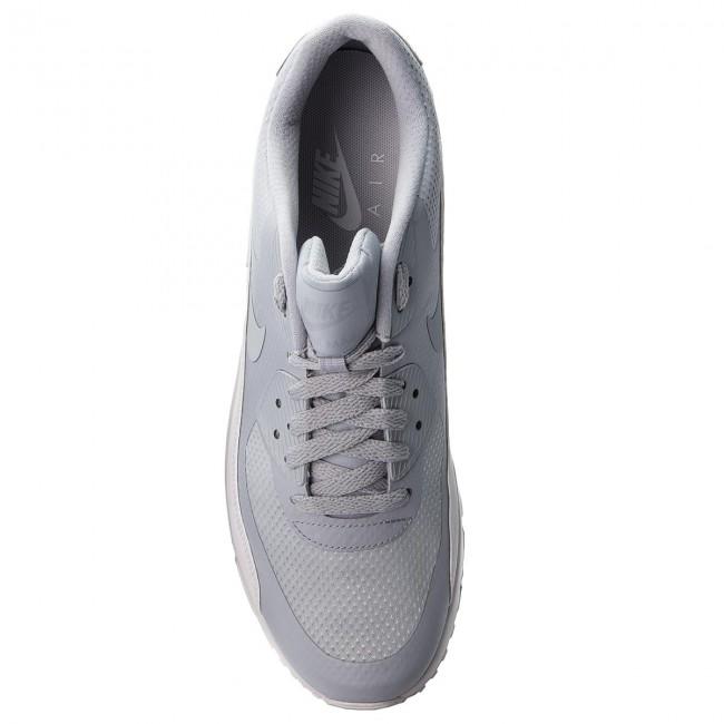 Scarpe NIKE - Air Max 90 Ultra Ultra Ultra 2.0 Essential 875695 017 Vast Grey/Wolf Grey/White - Sneakers - Scarpe basse - Uomo f06d83