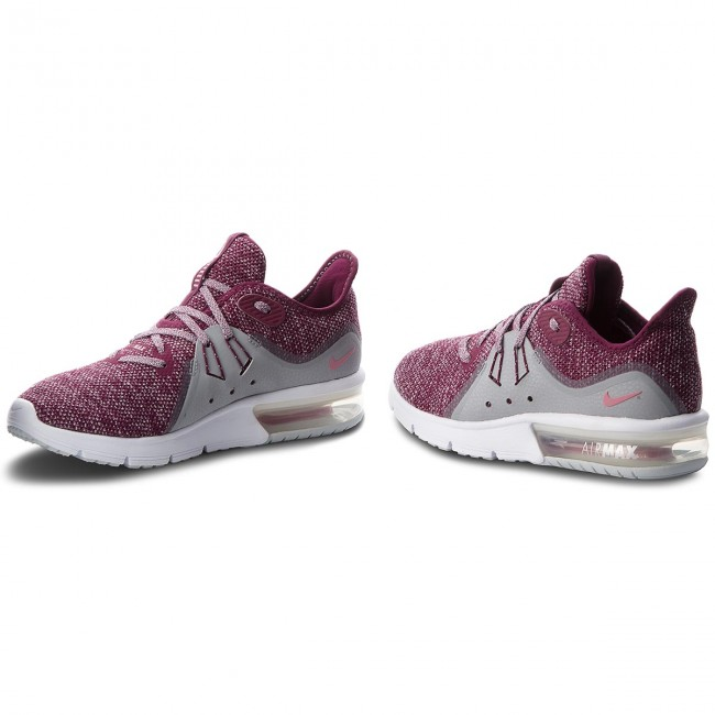 official photos be4c3 aada2 Scarpe NIKE - Air Max Sequent 3 908993 606 Bordeaux Elemental Pink