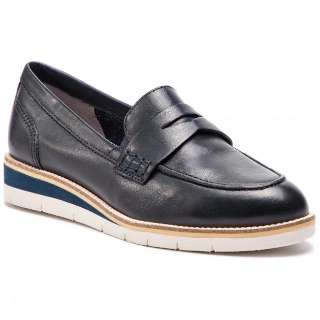 Scarpe basse TAMARIS - 1-24303-22 Navy Lea Uni 868 - Basse - Scarpe basse - Donna | Bella E Affascinante  | Maschio/Ragazze Scarpa