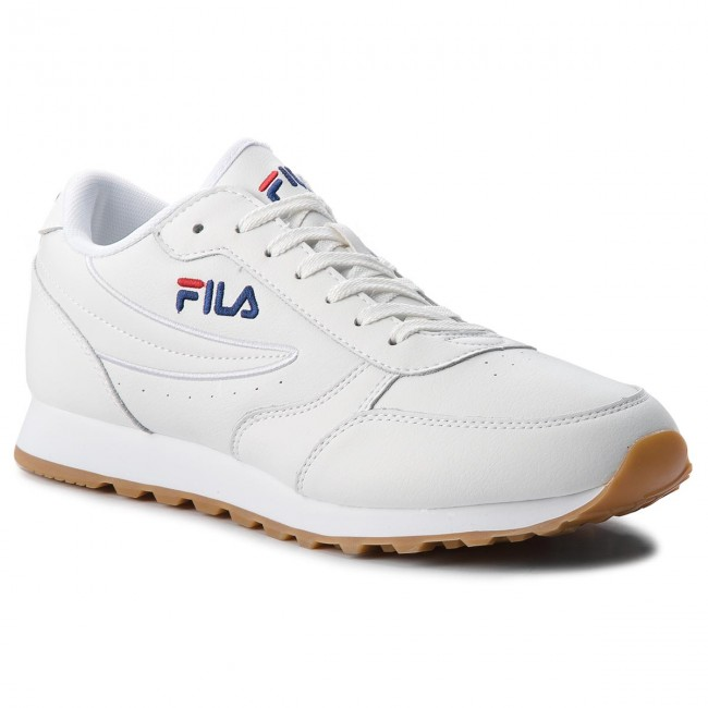 Fila Orbit 1fg Jogger Low Sneakers 1010264 White PqSd5