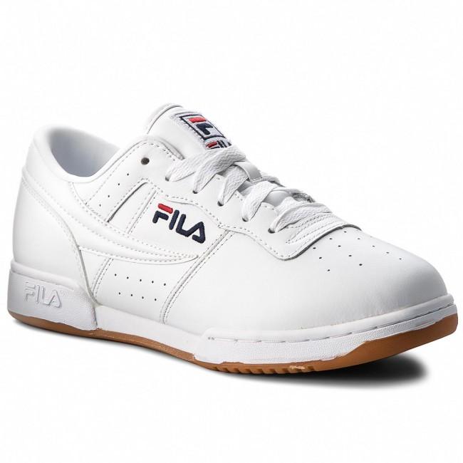 Fila Original Whitefila Fitness Navyfila 1vf80172 150 Sneakers zTqdxz