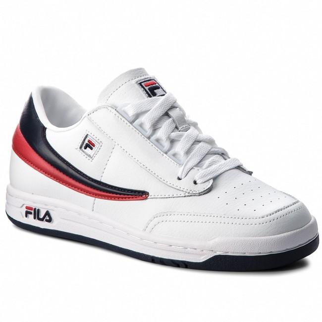 Sneakers FILA - Original Tennis 1VT13040.150 White Fila Navy Fila ... 75ea6965bda