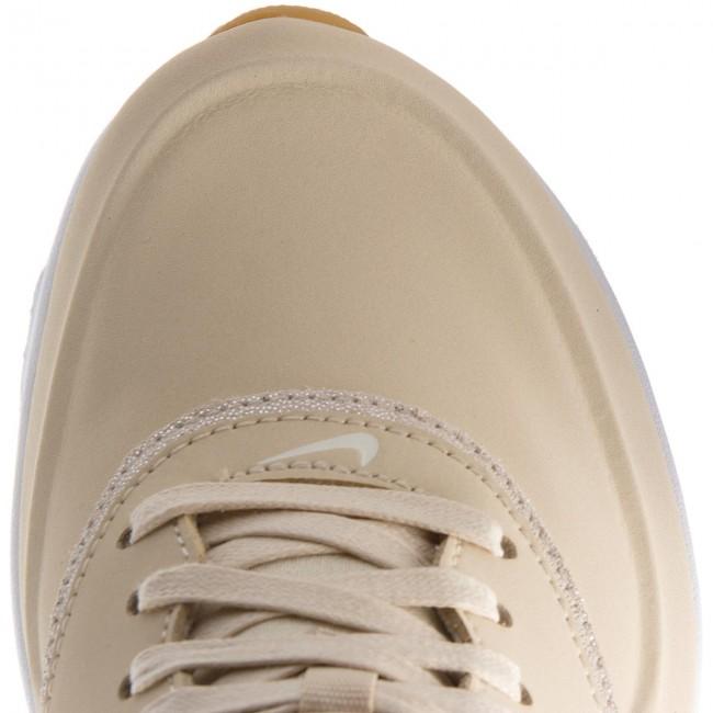 half off 870ab 4b93c Scarpe NIKE - Air Max Thea Prm 616723 204 Beach Beach Metallic Gold Sail -  Sneakers - Scarpe basse - Donna - www.escarpe.it