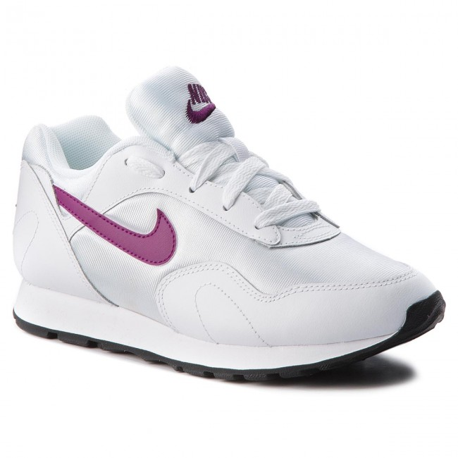 Scarpe NIKE - Outburst AO1069 109 bianca Bright Grape nero - scarpe da ginnastica - Scarpe basse - Donna   Prezzo giusto    Sig/Sig Ra Scarpa