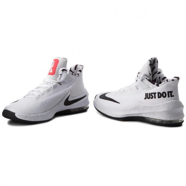 Max Infuriate Air Nike 100 Whiteblacklt Scarpe Jdi Ii Aq9975 Gs wRTEqnt